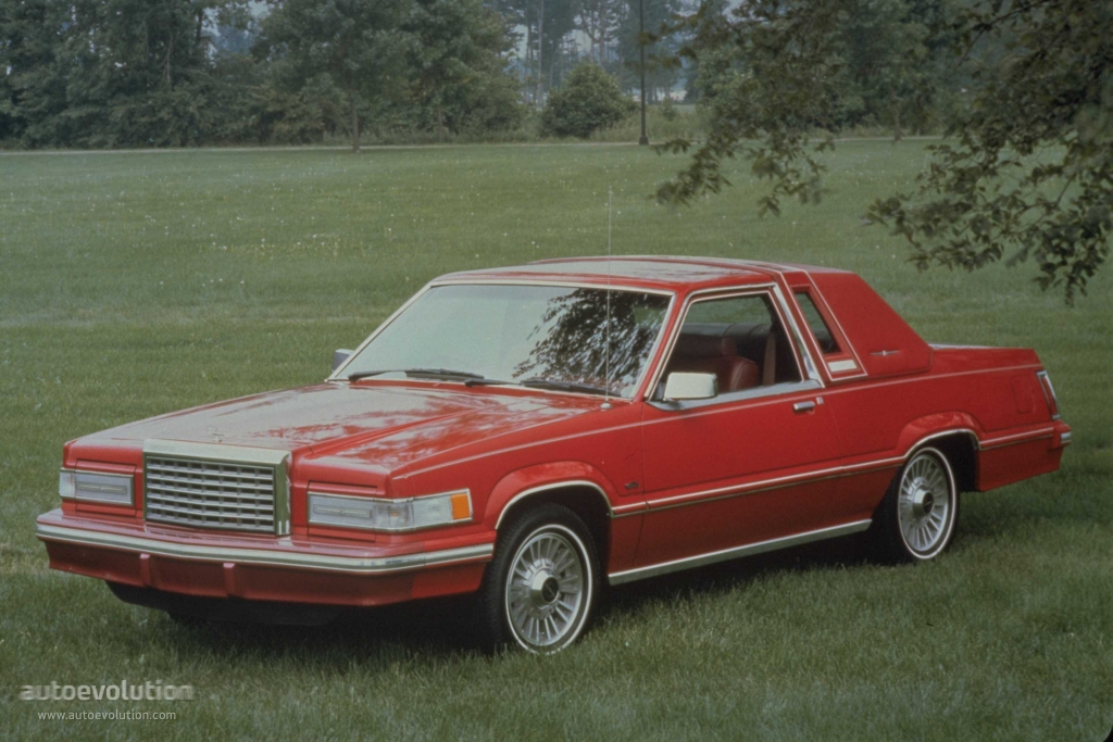 Ford Thunderbird 1980