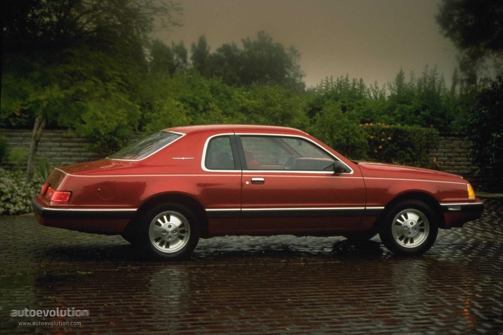 Ford Thunderbird Specs 1983 1984 1985 1986 1987