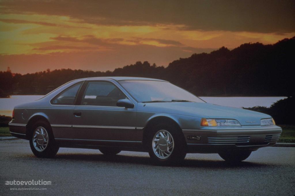 Ford Thunderbird 1989 1990 1991 1992 1993 1994 1995 1996 1997 Autoevolution