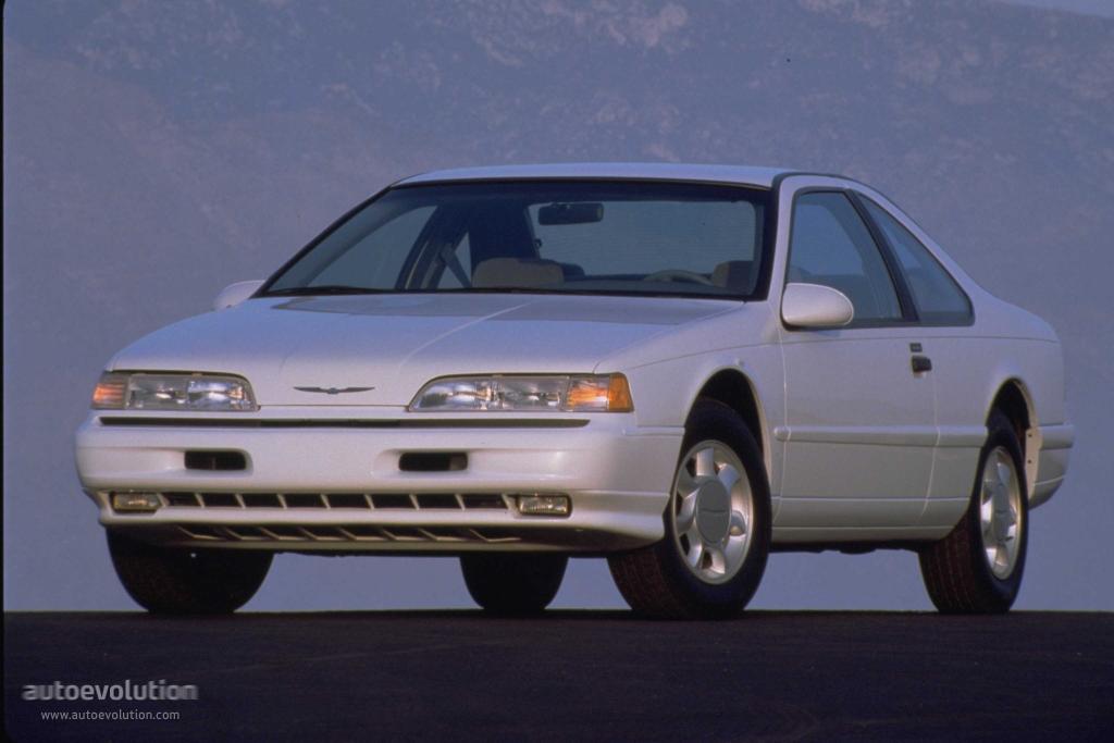 Ford Thunderbird 1989 1990 1991 1992 1993 1994