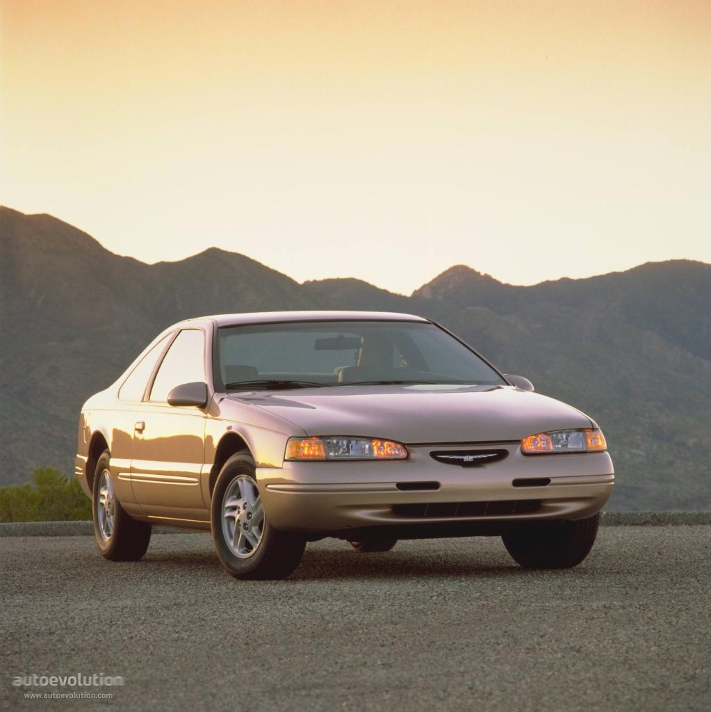 1995 thunderbird horsepower