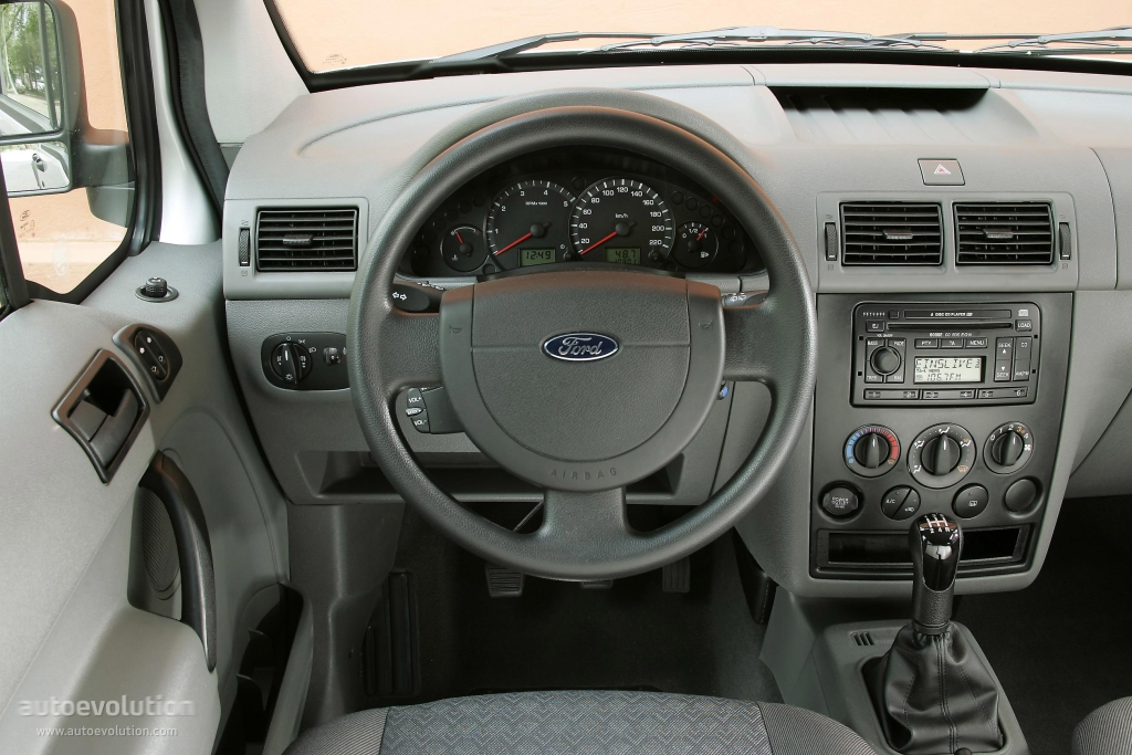 Honda Van Inside >> FORD Tourneo Connect specs - 2003, 2004, 2005, 2006, 2007 - autoevolution