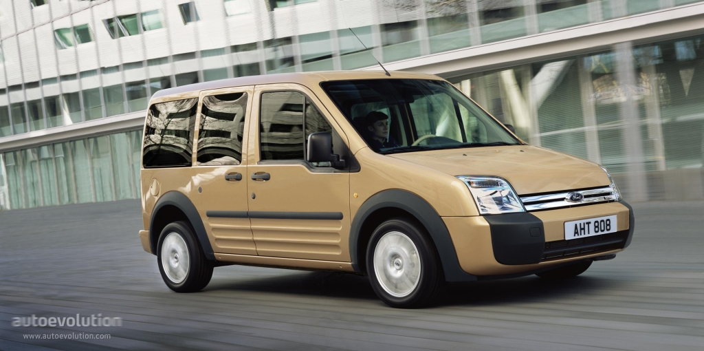 FORD Tourneo Connect - 2007, 2008, 2009, 2010, 2011, 2012, 2013