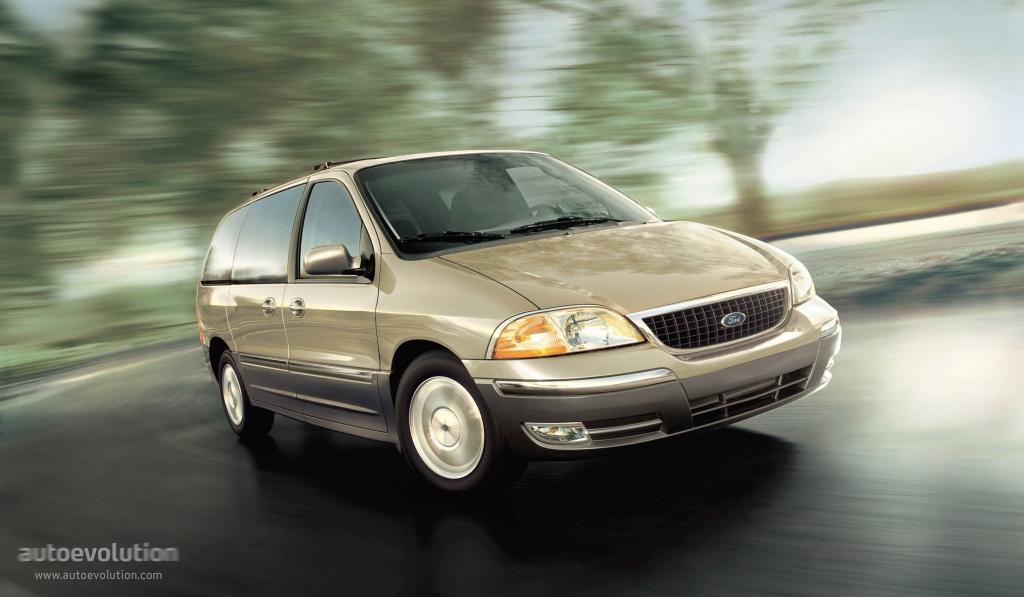 Fordwindstar on 1998 Dodge Caravan