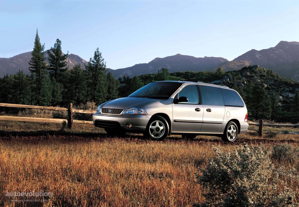 2003 Ford Windstar : Ford windstar specs