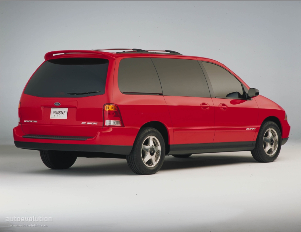 Ford windstar specs 1998 1999 2000 2001 2002 2003