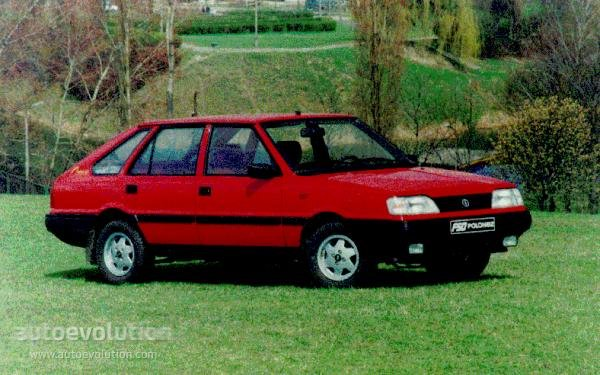 Fso Polonez Caro 1991