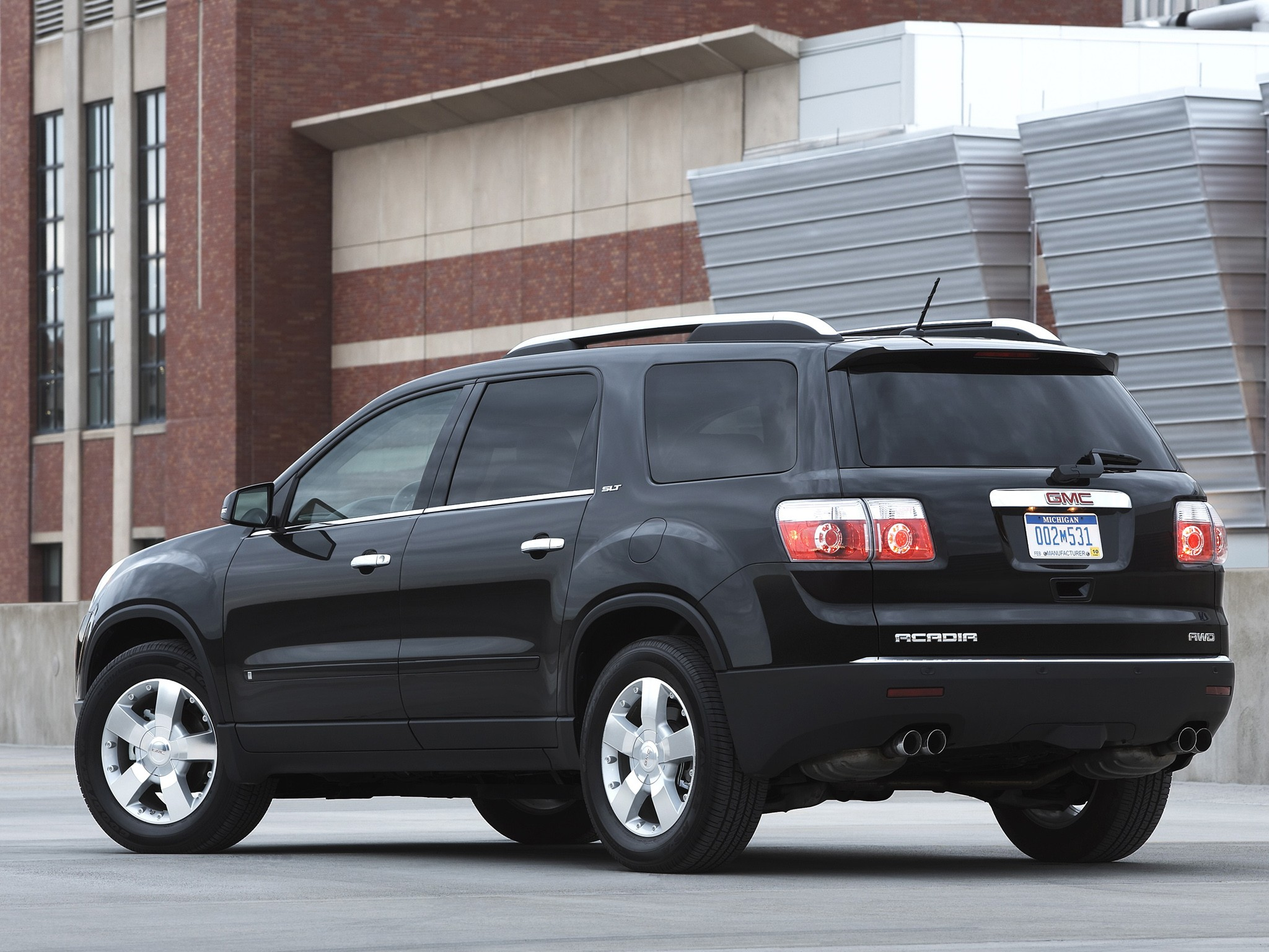 GMC Acadia specs & photos - 2007, 2008, 2009, 2010, 2011 ...
