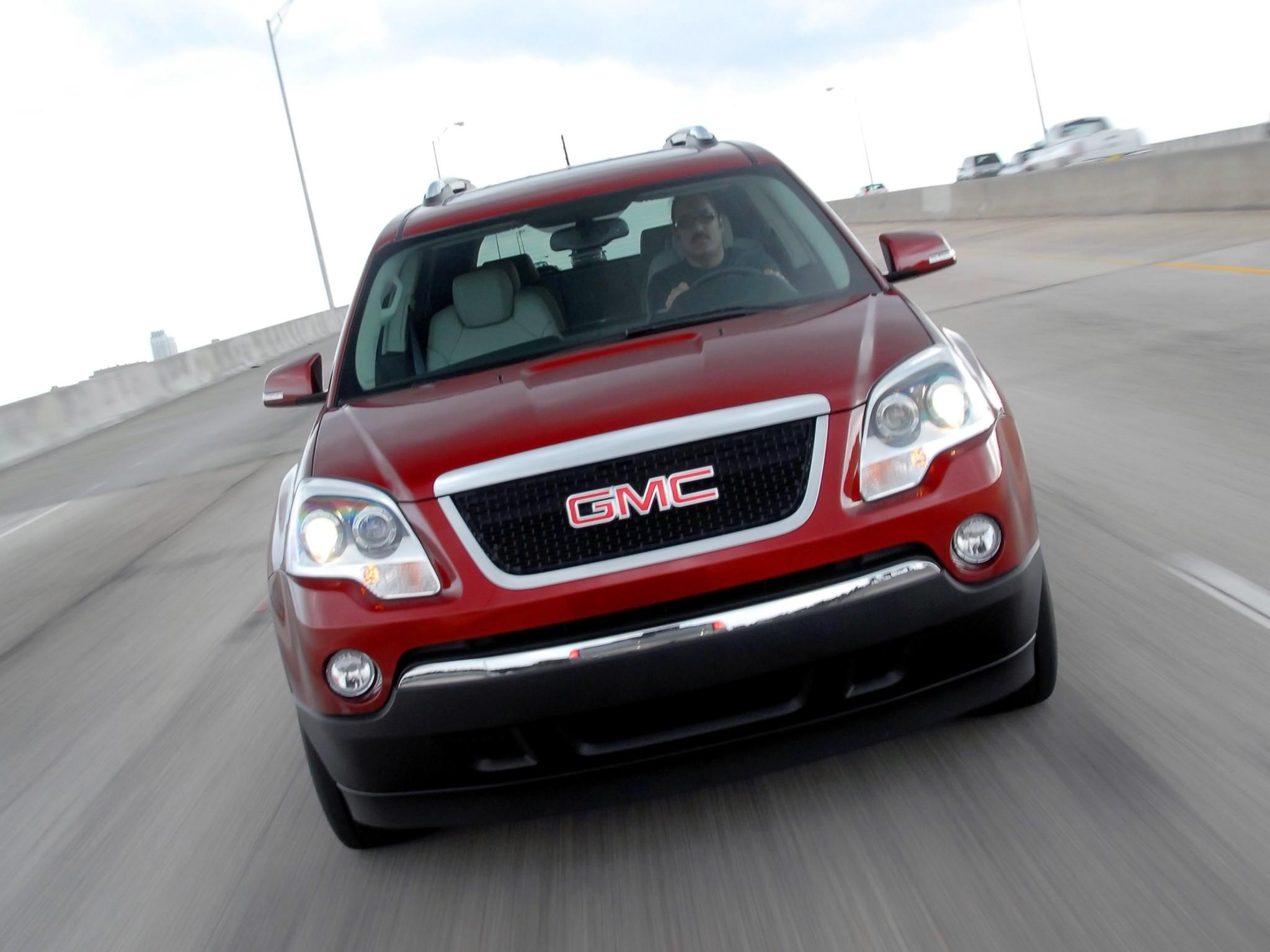 Gmc Acadia Specs 2007 2008 2009 2010 2011 2012 Autoevolution