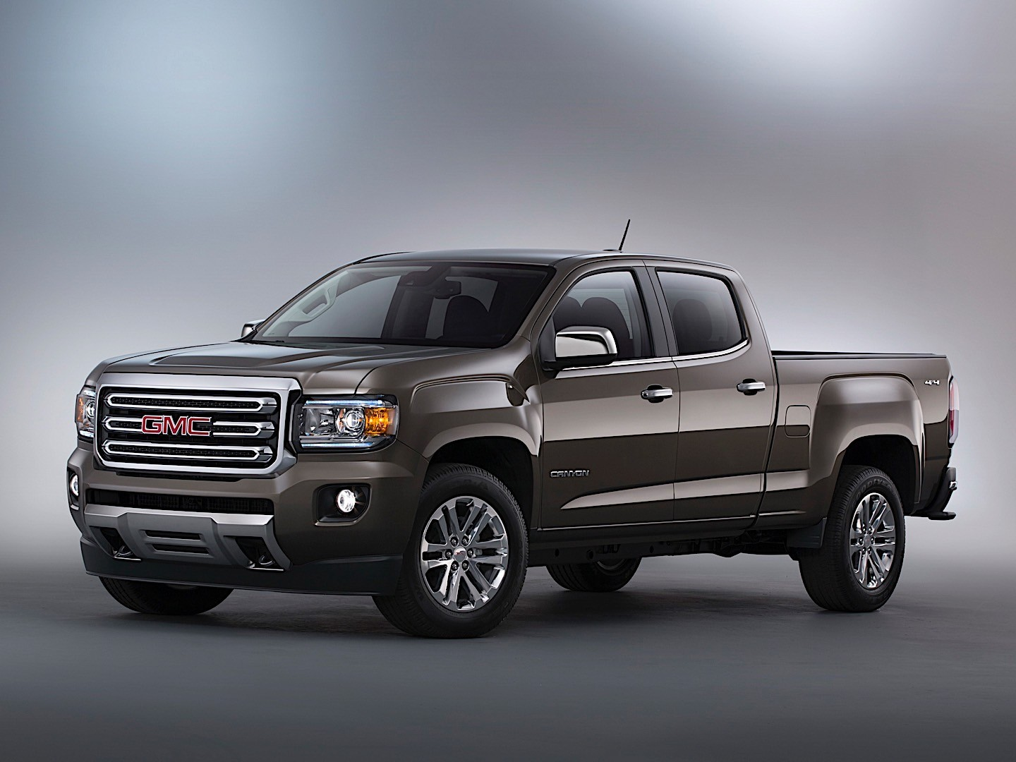 Gmc Canyon Denali >> GMC Canyon Crew Cab specs & photos - 2014, 2015, 2016 ...