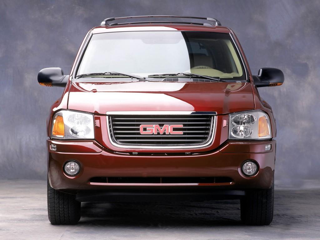 GMC Envoy specs & photos - 2001, 2002, 2003, 2004, 2005 ...