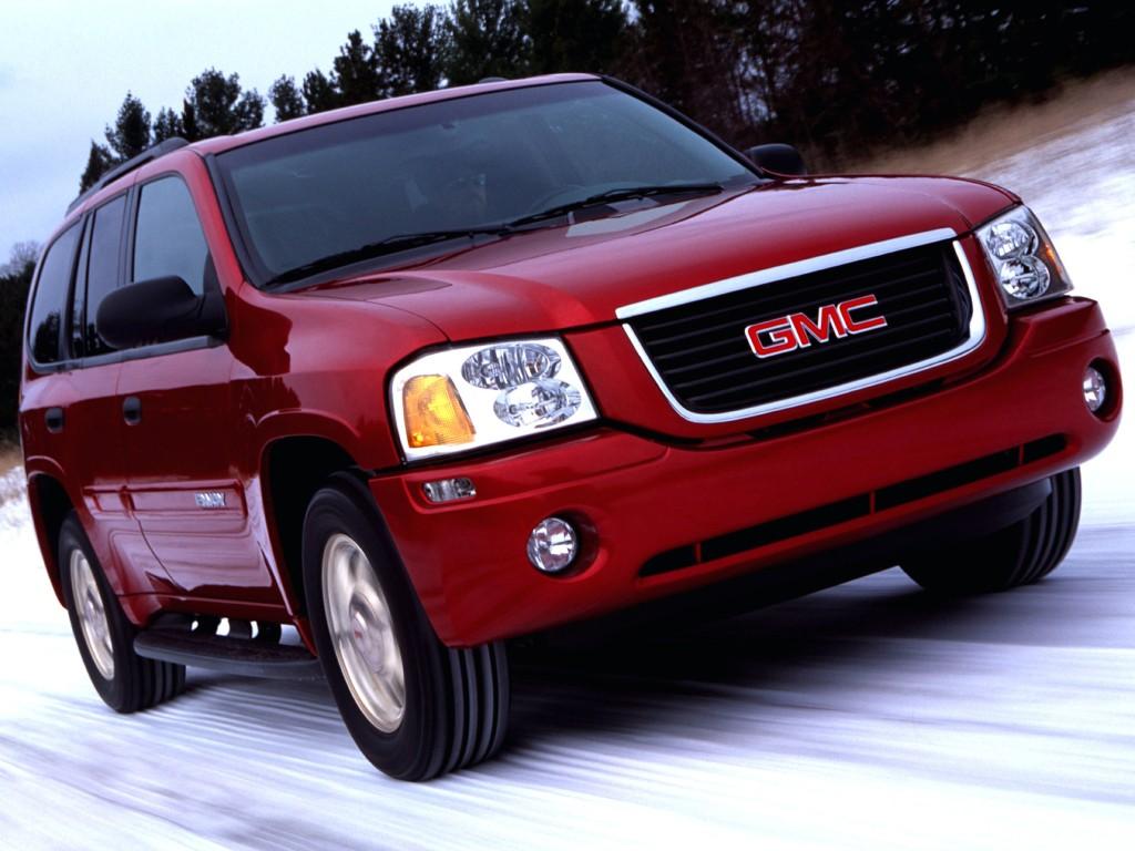 envoy gmc 2005 2004 2002 2008 2003 2001 suv 2009 wallpapers 2007 models 2006 xl jimmy autoevolution cars vortec gm