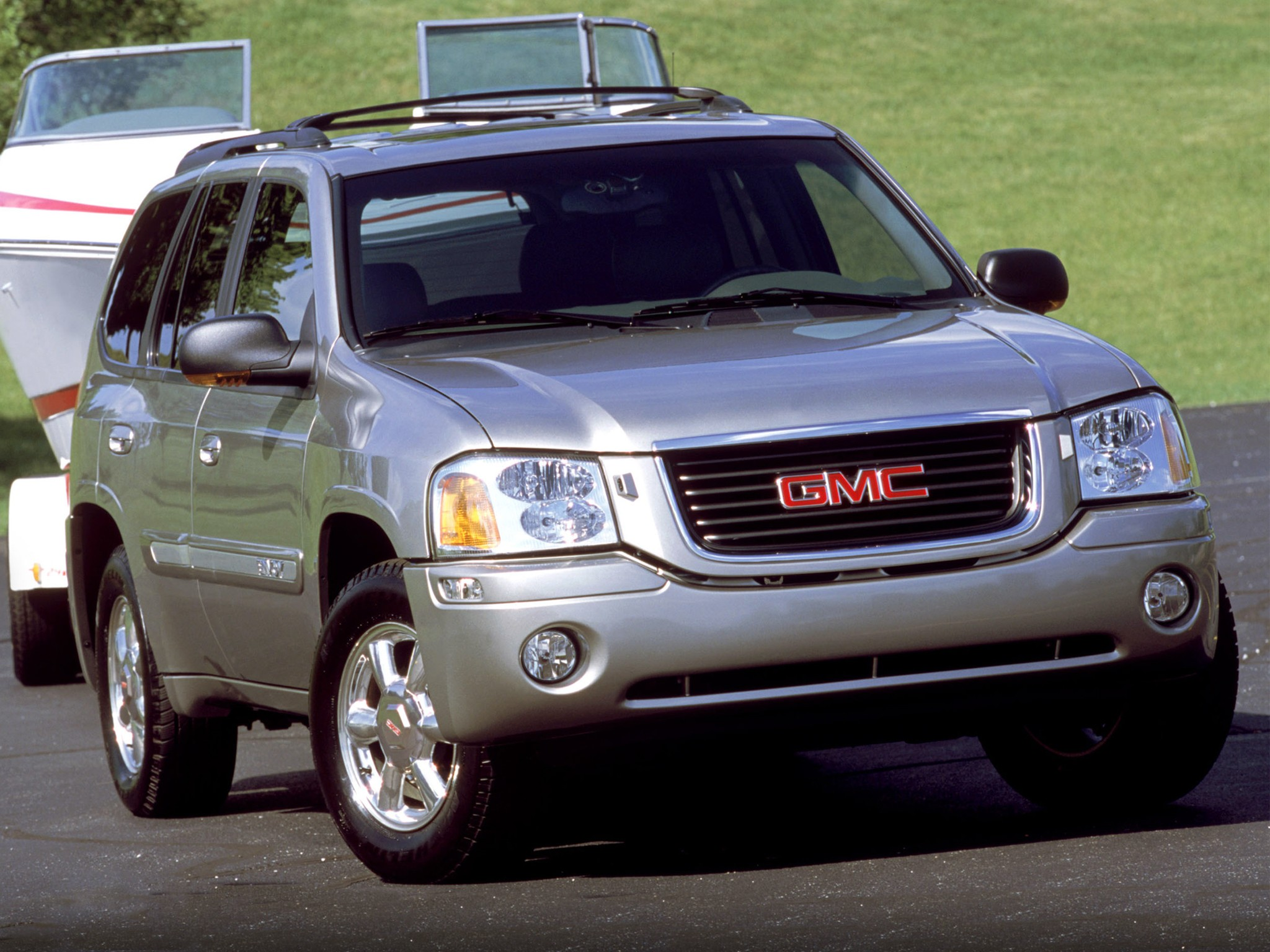 Gmc Envoy on 2009 Dodge Durango