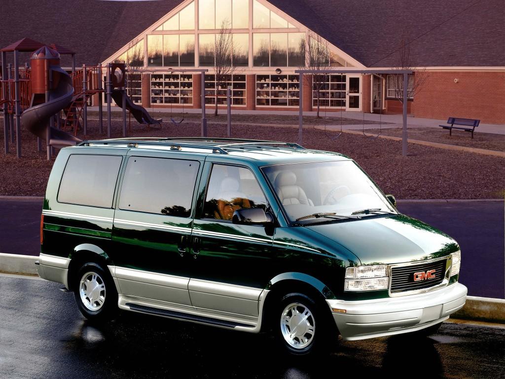 GMC Safari specs & photos - 1994, 1995, 1996, 1997, 1998