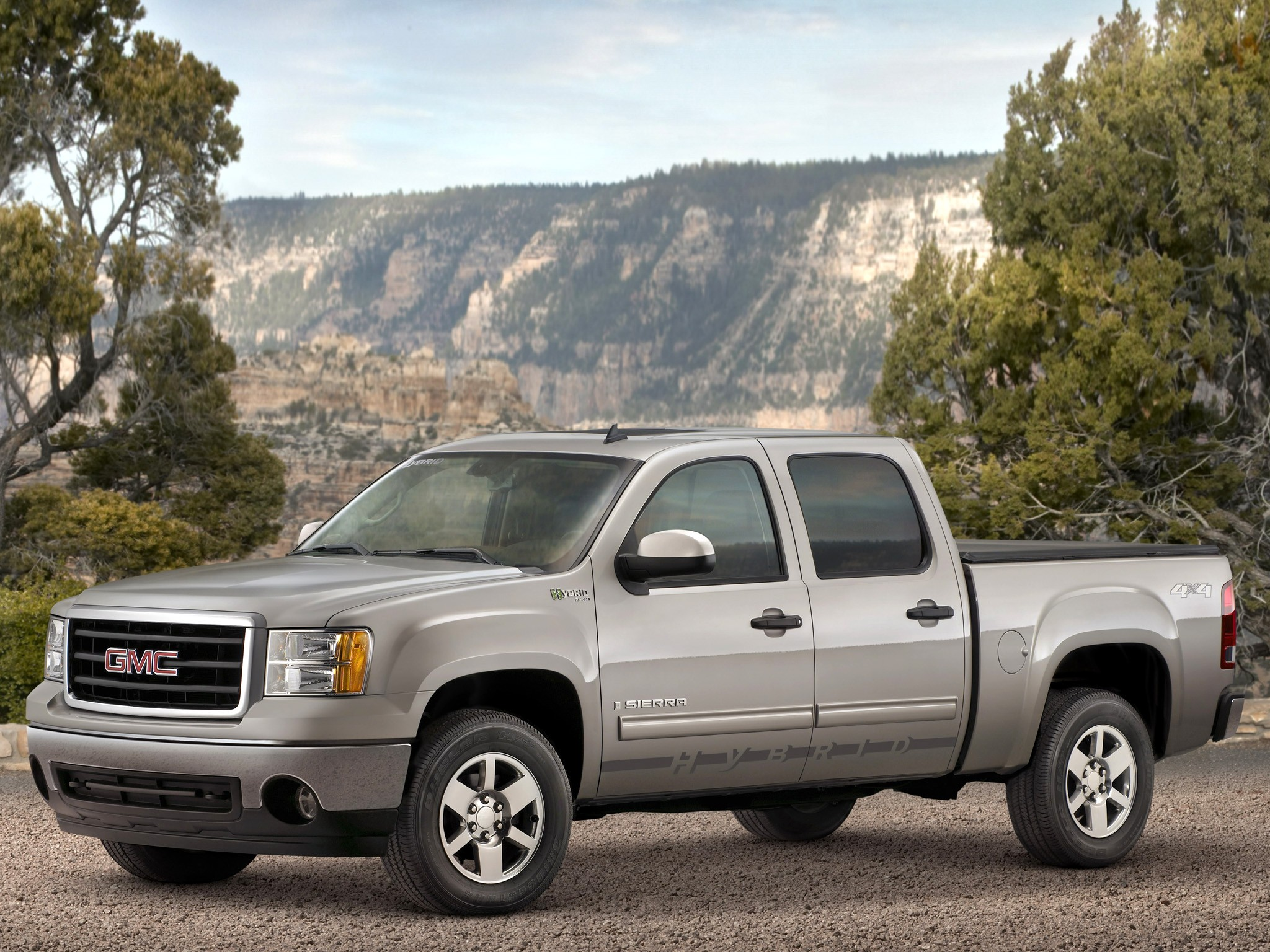 GMC Sierra 1500 Crew Cab specs & photos - 2008, 2009, 2010 ...