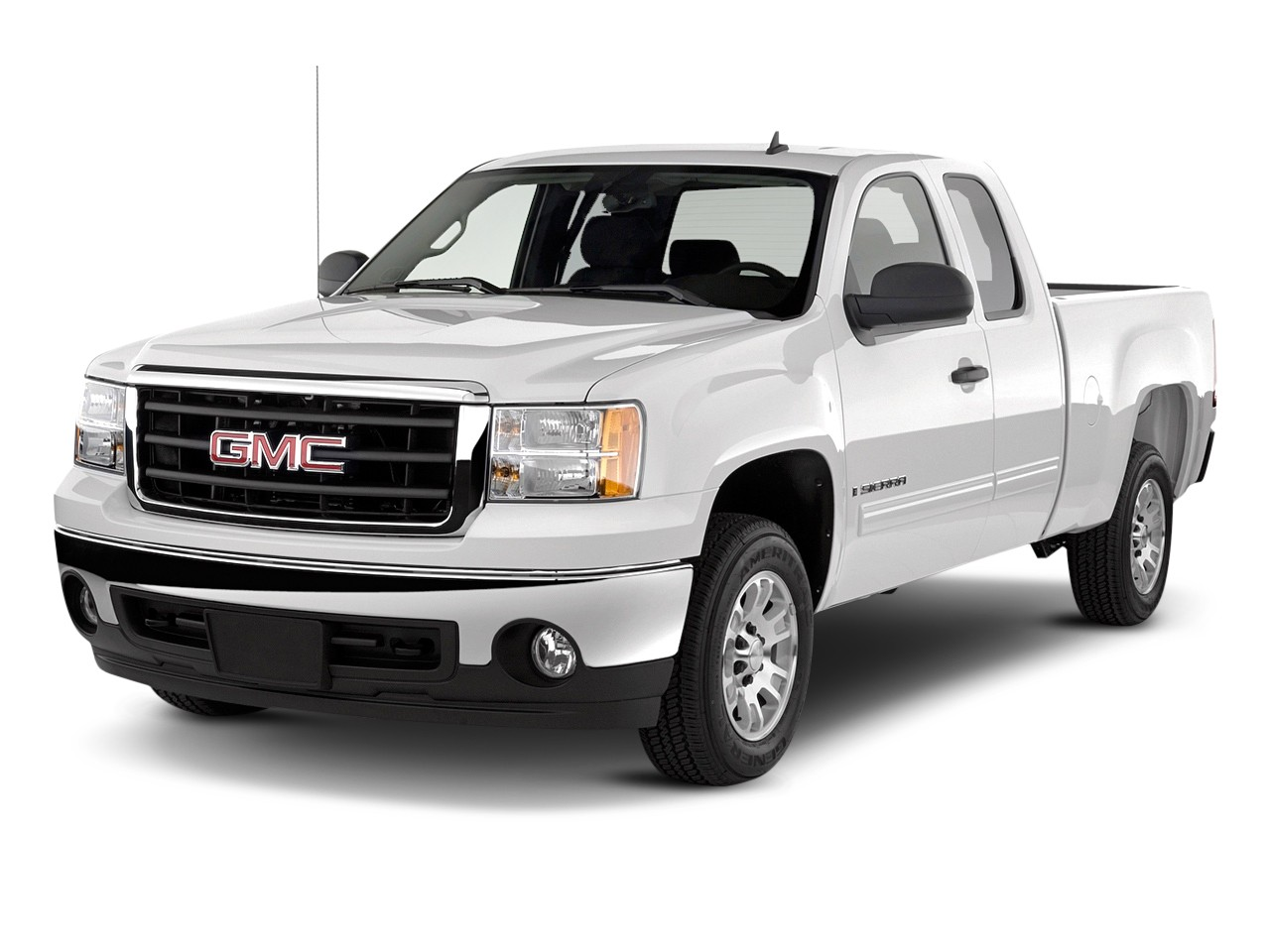 GMC Sierra 1500 Extended Cab specs - 2008, 2009, 2010 ...