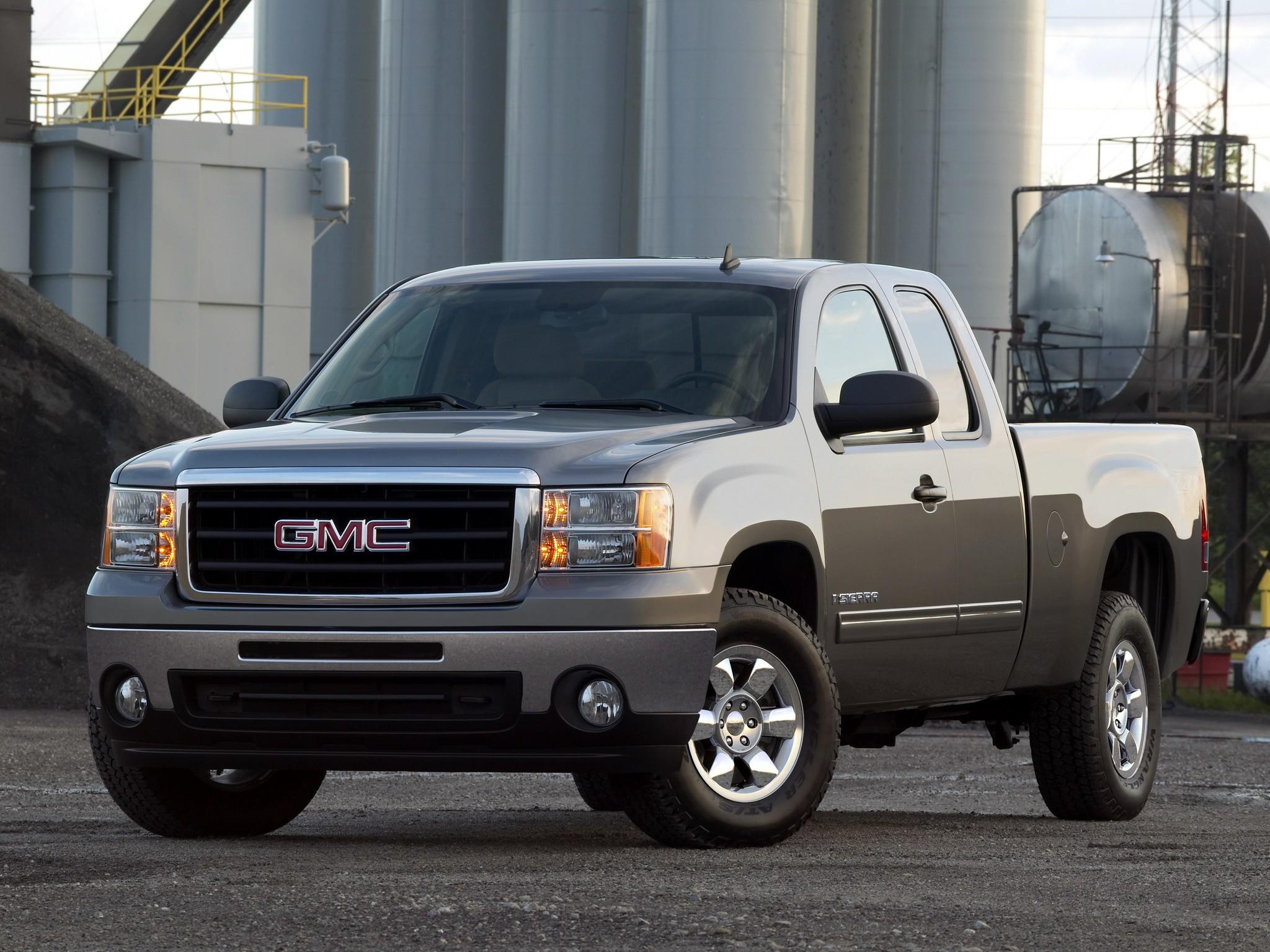GMC Sierra 1500 Extended Cab - 2008, 2009, 2010, 2011 ...