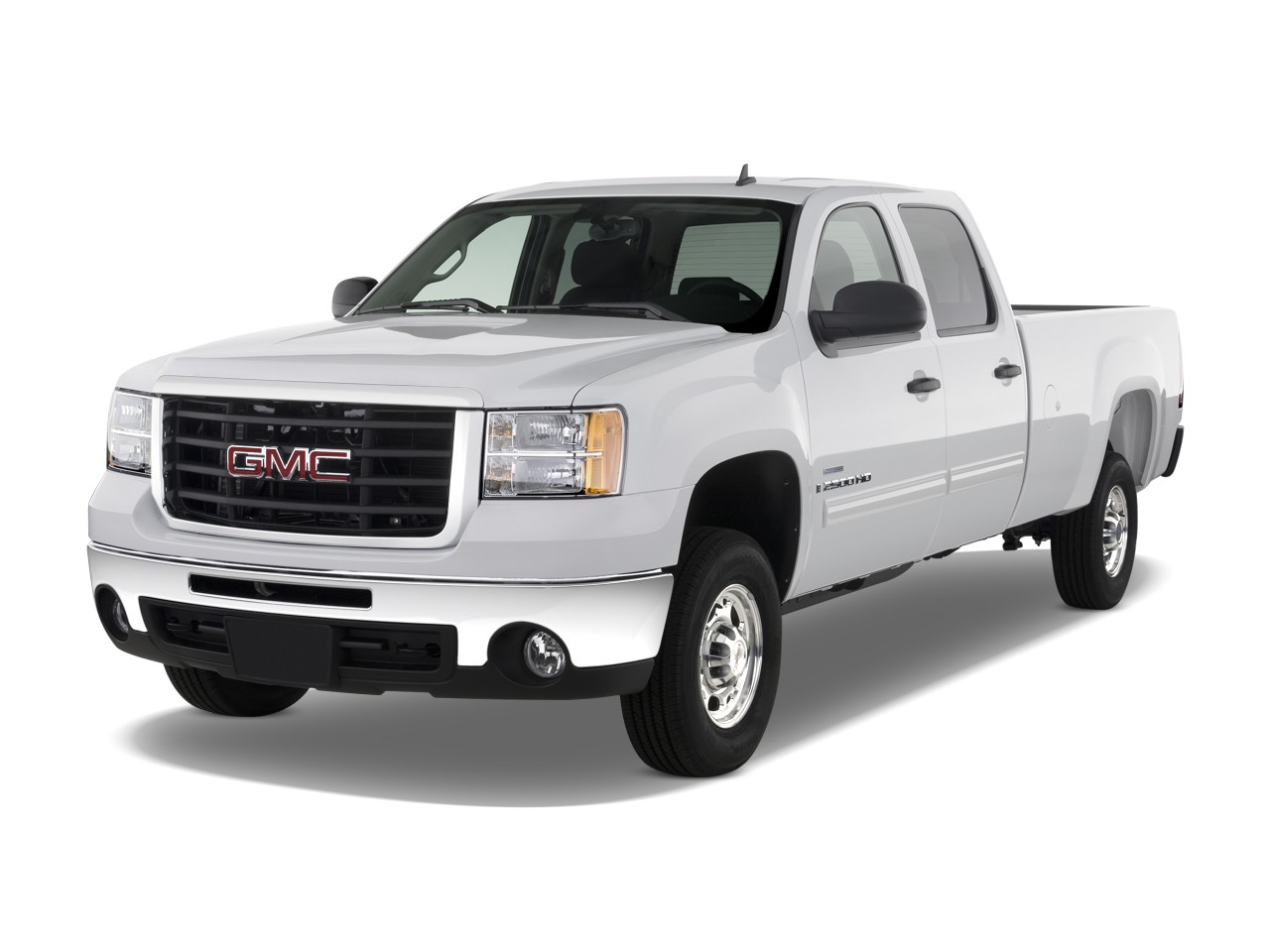 GMC Sierra 2500HD Crew Cab specs & photos - 2008, 2009 ...
