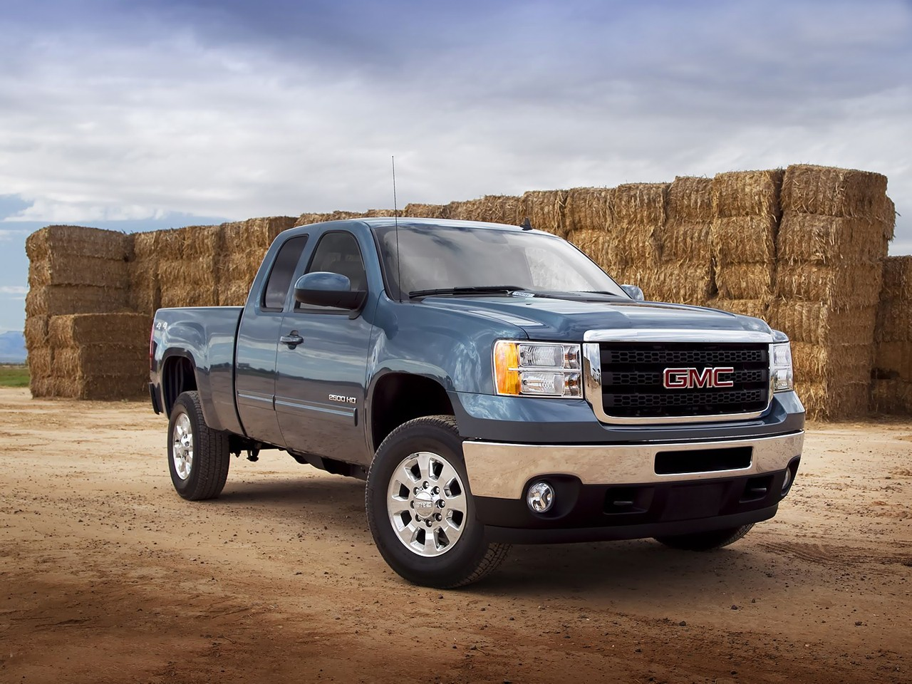 GMC Sierra 2500HD Extended Cab specs & photos - 2008, 2009 ...