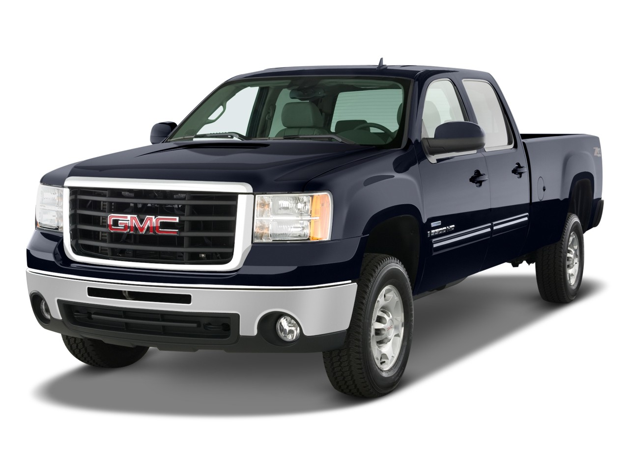 GMC Sierra 3500HD Crew Cab specs & photos - 2008, 2009 ...