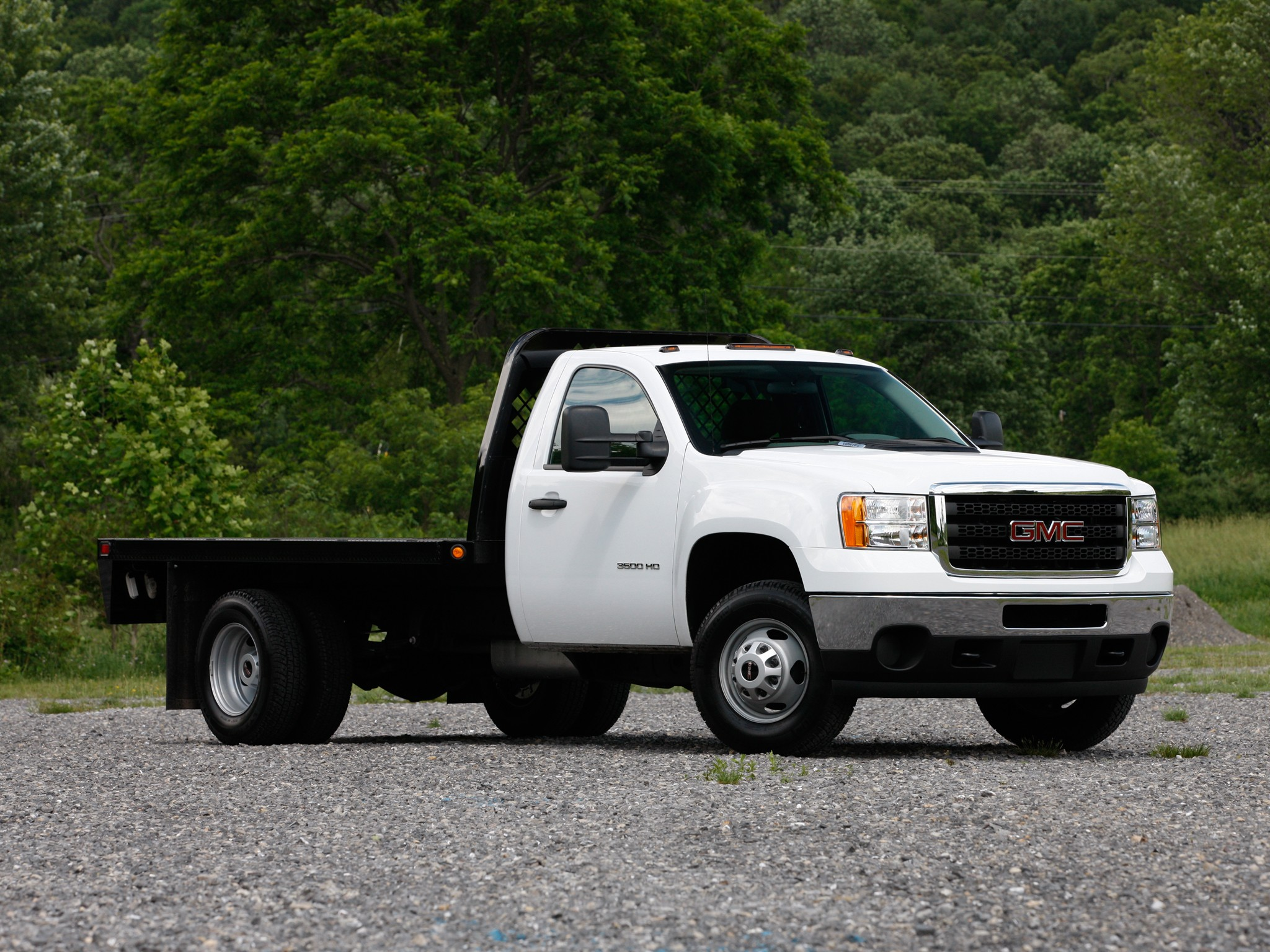 gmc sierra 3500hd regular cab 2008 2013