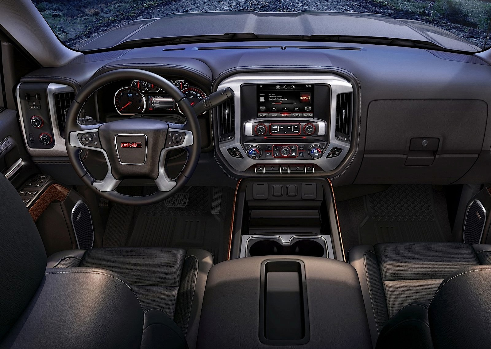 GMC Sierra Double Cab specs & photos - 2013, 2014, 2015 ...
