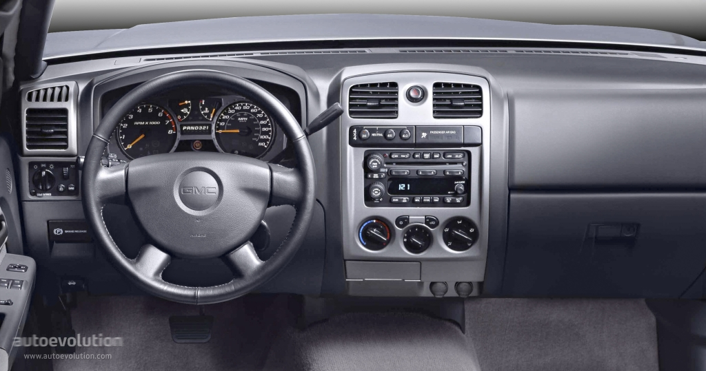 Gmc Canyon Crew Cab Specs Photos 2004 2005 2006 2007