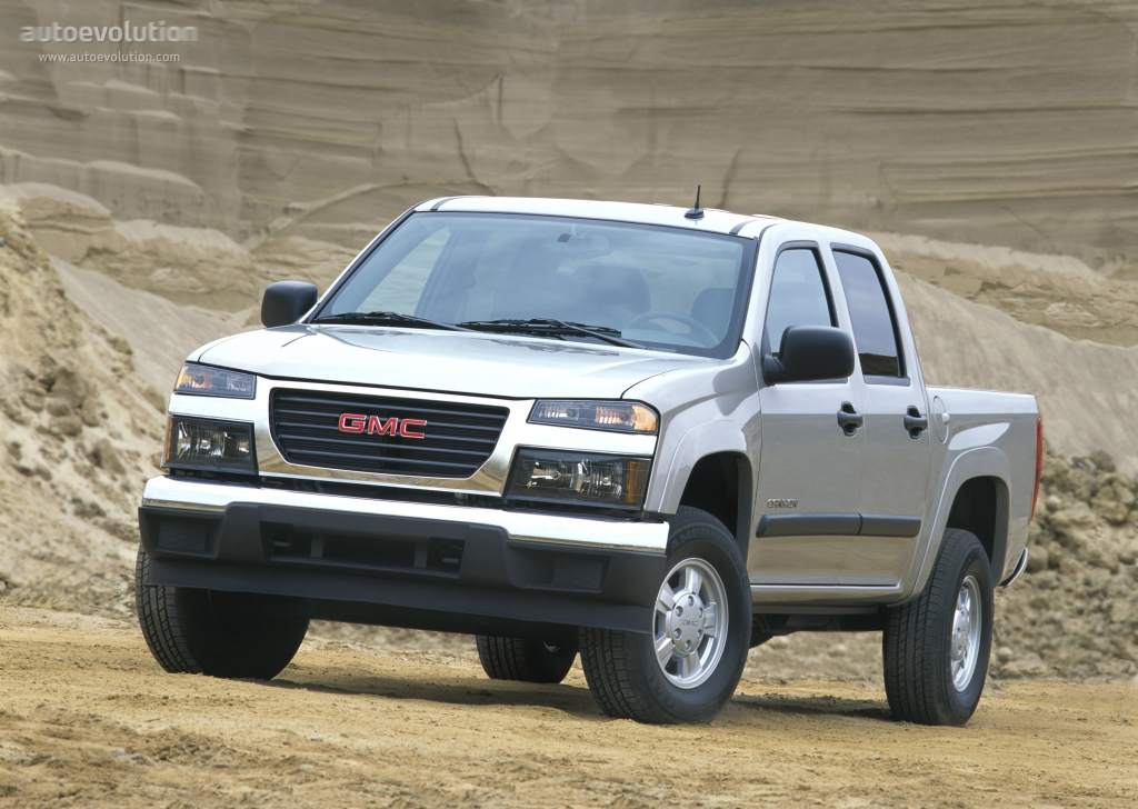 gmc canyon double cab specs photos 2004 2005 2006 2007 2008 2009 2010 2011 2012. Black Bedroom Furniture Sets. Home Design Ideas