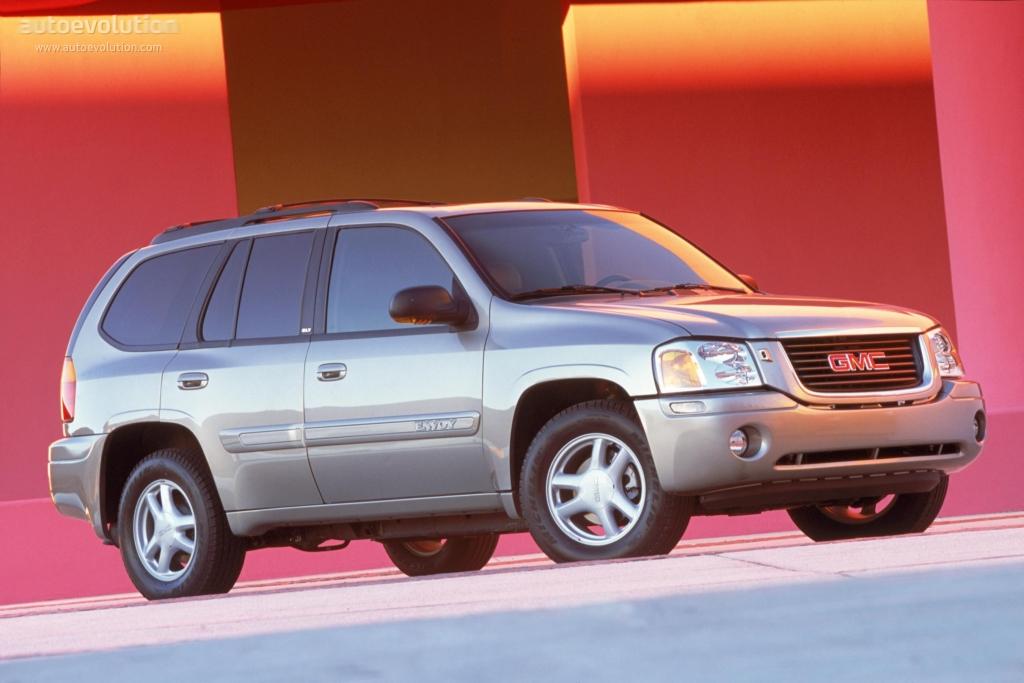 GMC Envoy - 2001, 2002, 2003, 2004, 2005, 2006, 2007 ...