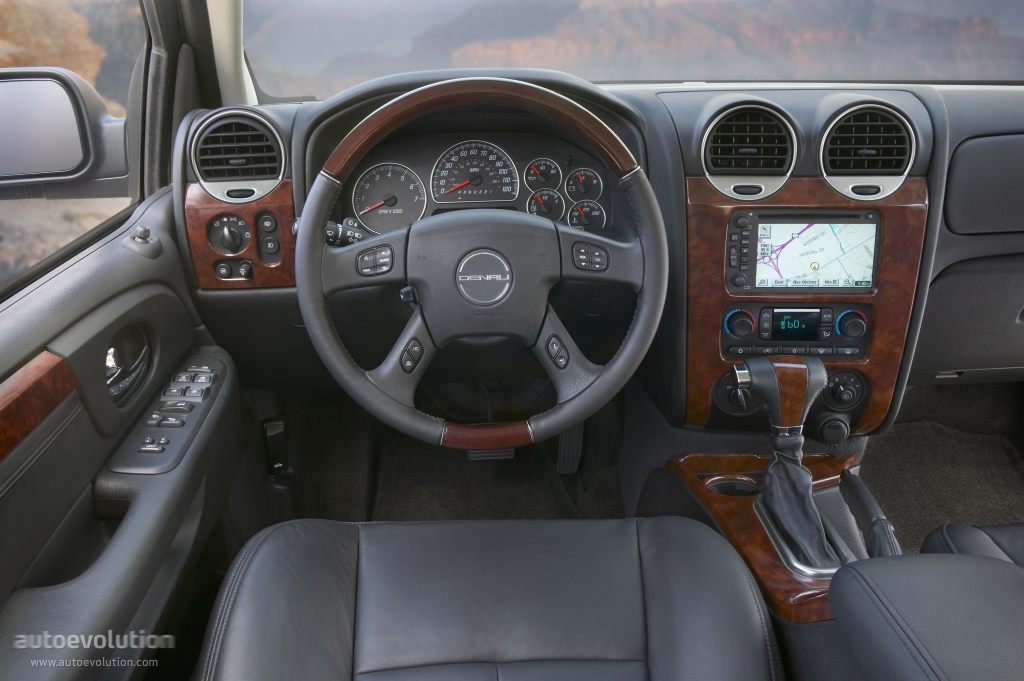 GMC Envoy specs & photos - 2008, 2009 - autoevolution