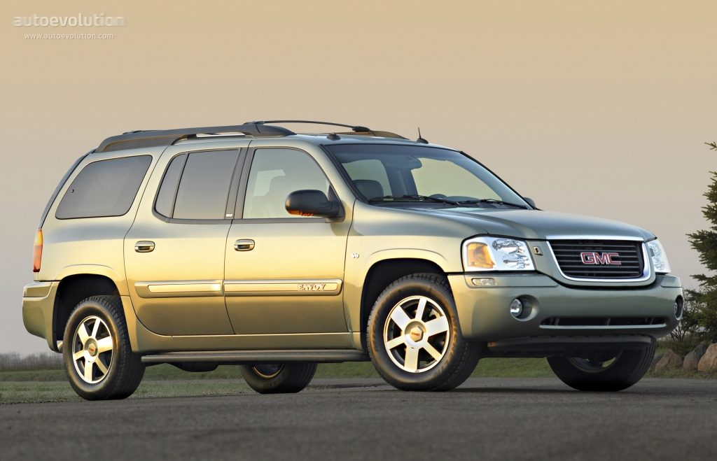 GMC Envoy XL specs & photos - 2001, 2002, 2003, 2004, 2005 ...