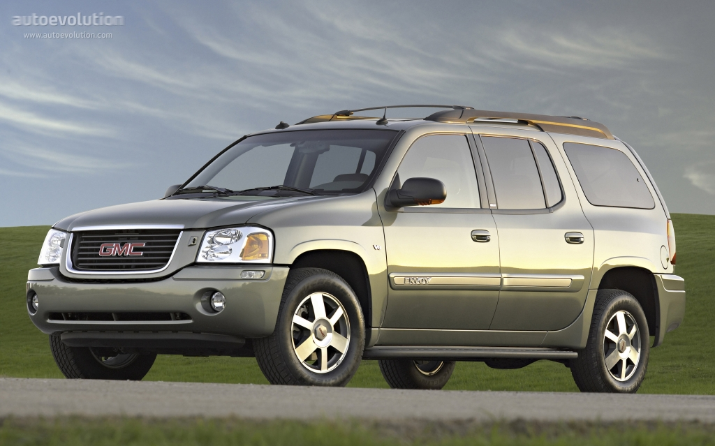 gmc envoy xl specs photos 2001 2002 2003 2004 2005. Black Bedroom Furniture Sets. Home Design Ideas