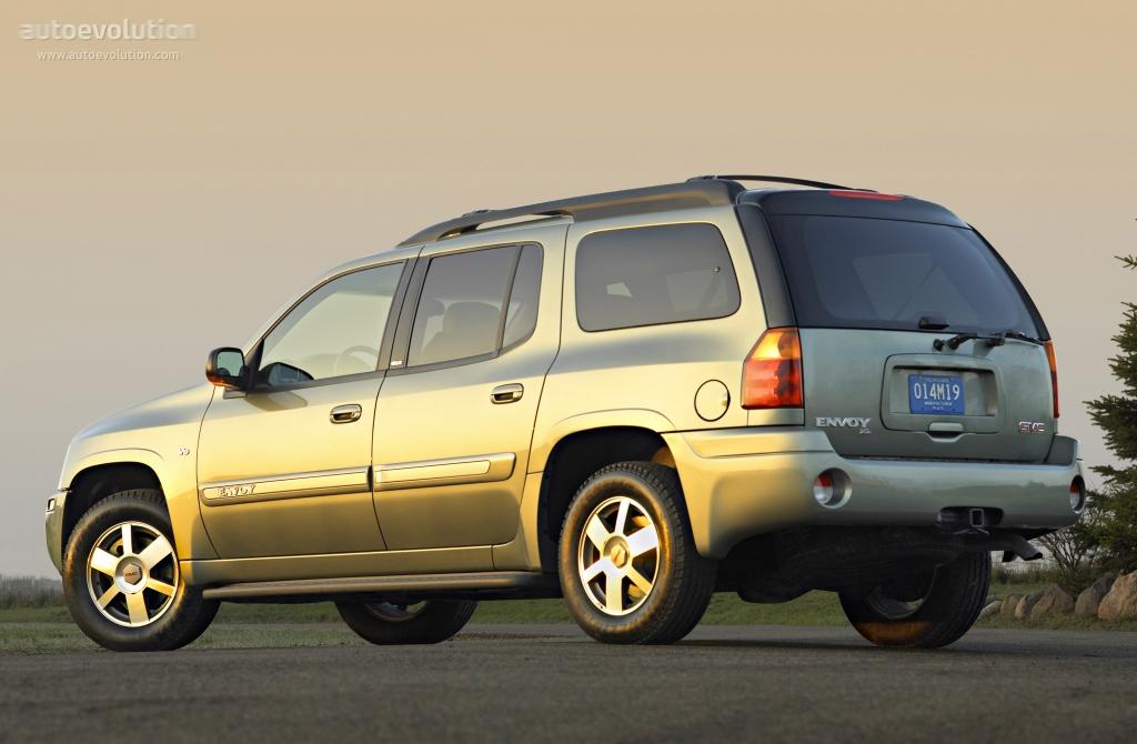 GMC Envoy XL specs & photos - 2001, 2002, 2003, 2004, 2005 ...