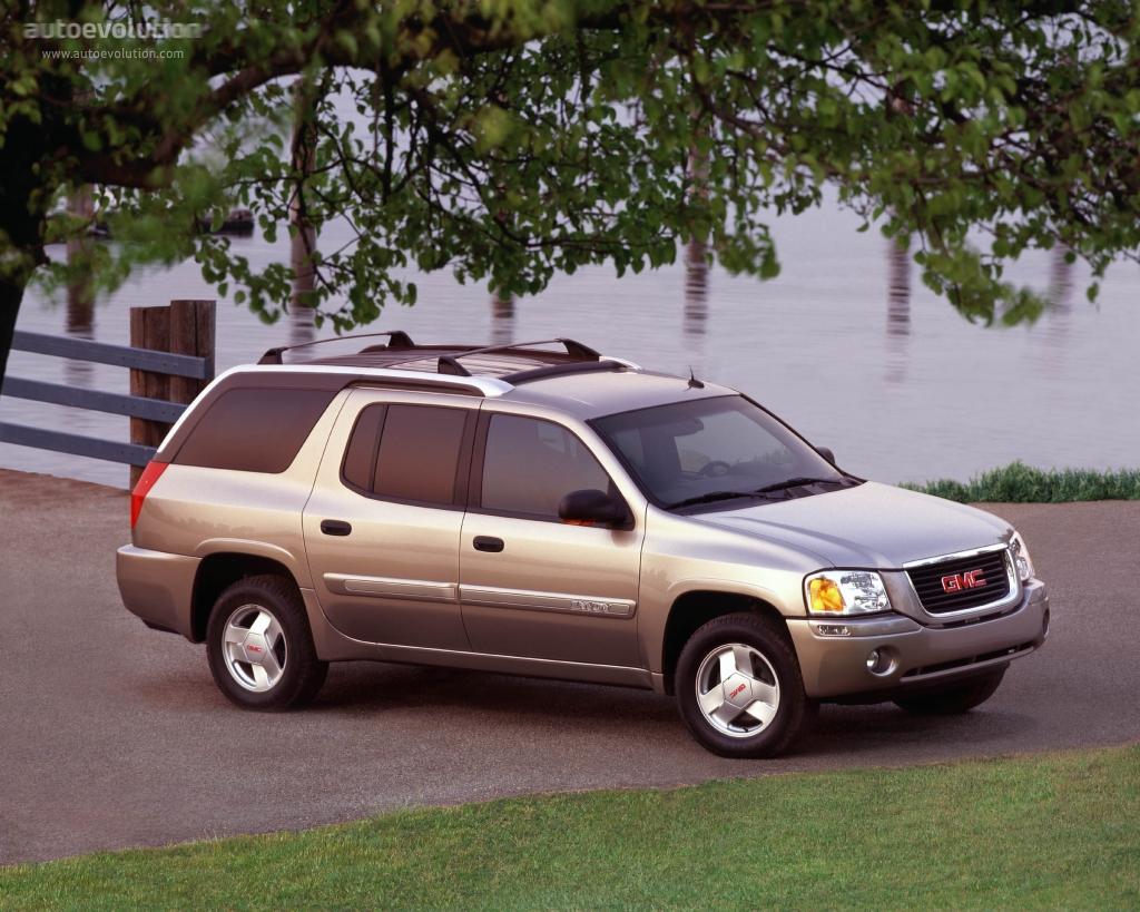 gmc envoy xuv specs 2003 2004 2005 autoevolution. Black Bedroom Furniture Sets. Home Design Ideas