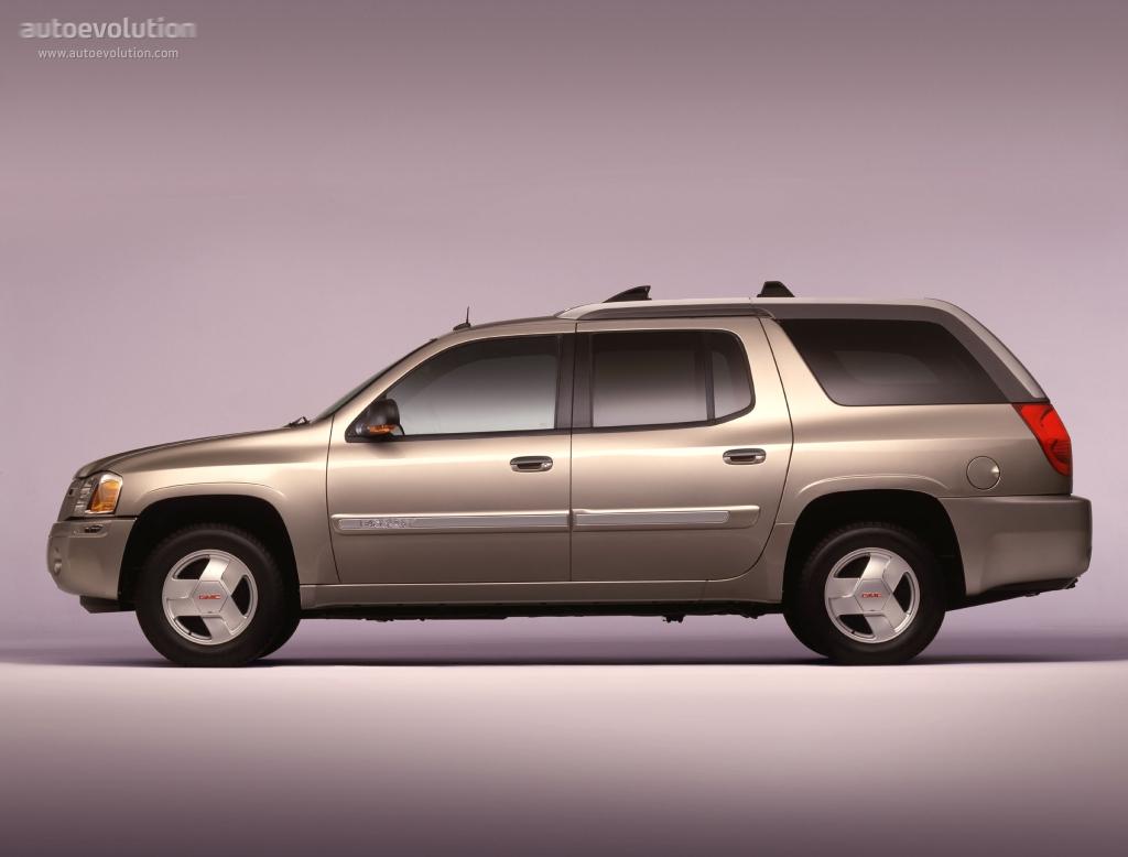 gmc envoy xuv specs 2003 2004 2005 autoevolution. Black Bedroom Furniture Sets. Home Design Ideas
