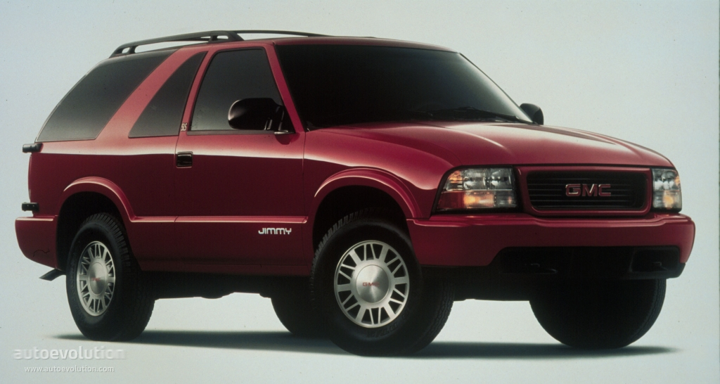 GMC Jimmy 3 Doors (1997 - 2001) ... & GMC Jimmy 3 Doors specs - 1997 1998 1999 2000 2001 - autoevolution