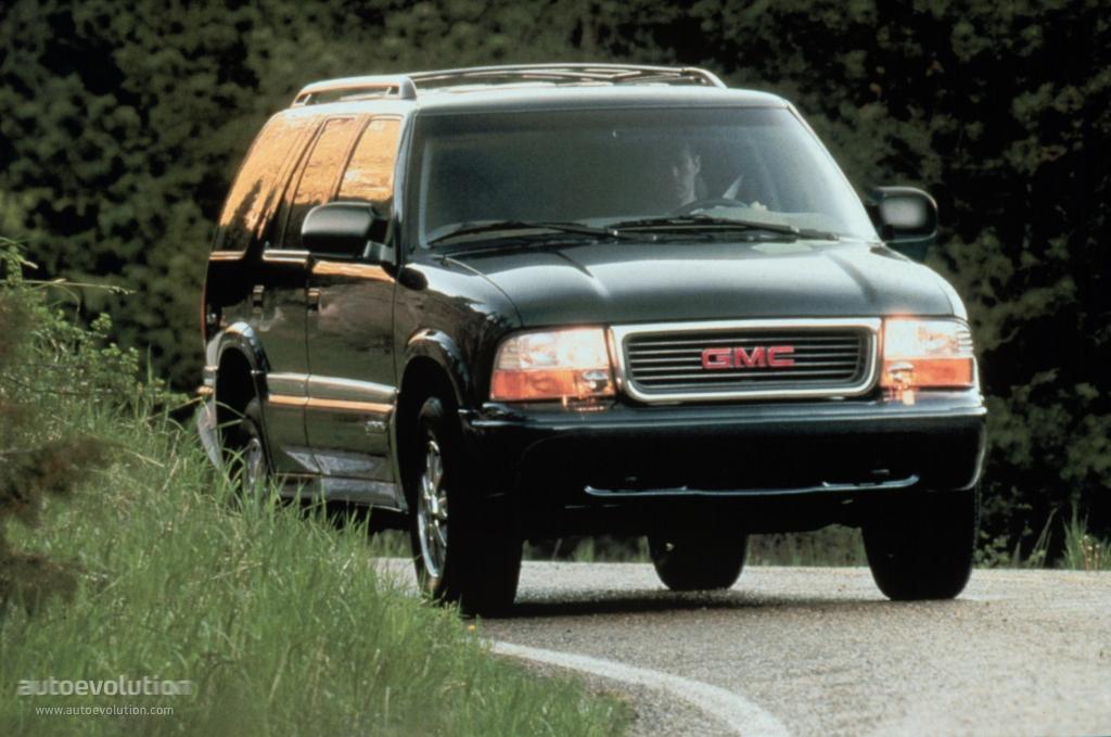 GMC Jimmy 5 Doors specs  1997 1998 1999 2000 2001  autoevolution