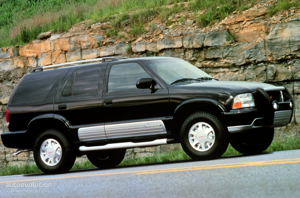 GMC Jimmy 5 Doors specs & photos - 1997, 1998, 1999, 2000 ...