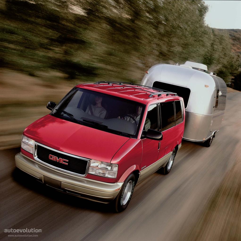 1996 Dodge Van 3500 >> GMC Safari - 1994, 1995, 1996, 1997, 1998, 1999, 2000, 2001, 2002, 2003, 2004, 2005 - autoevolution