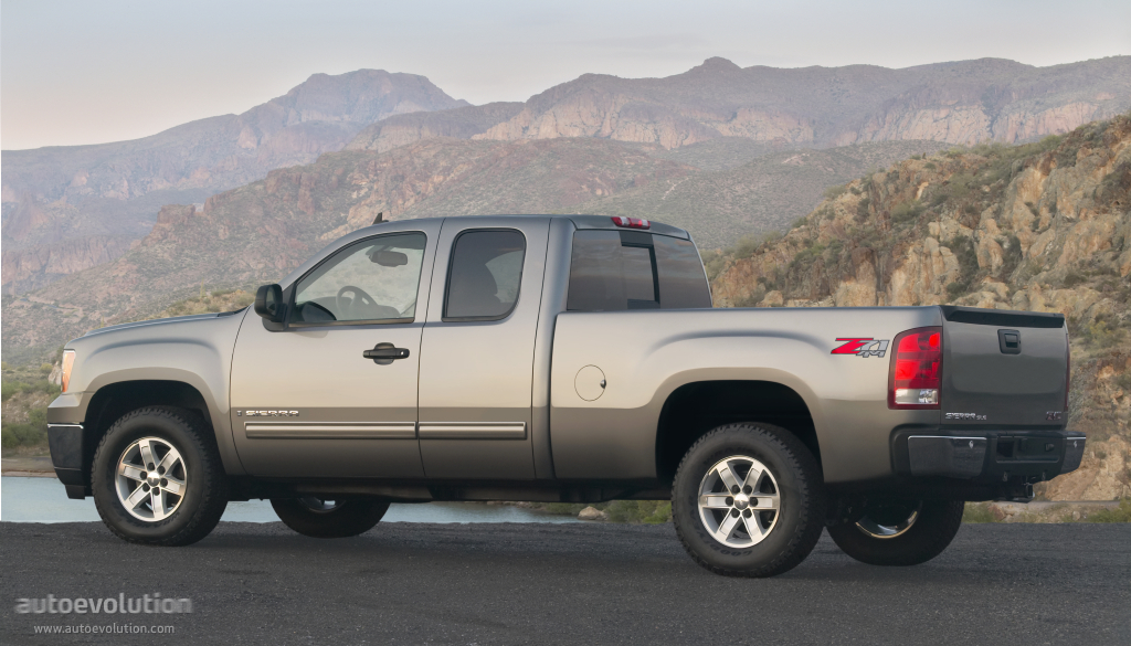 gmc sierra 1500 extended cab specs 2008 2009 2010. Black Bedroom Furniture Sets. Home Design Ideas