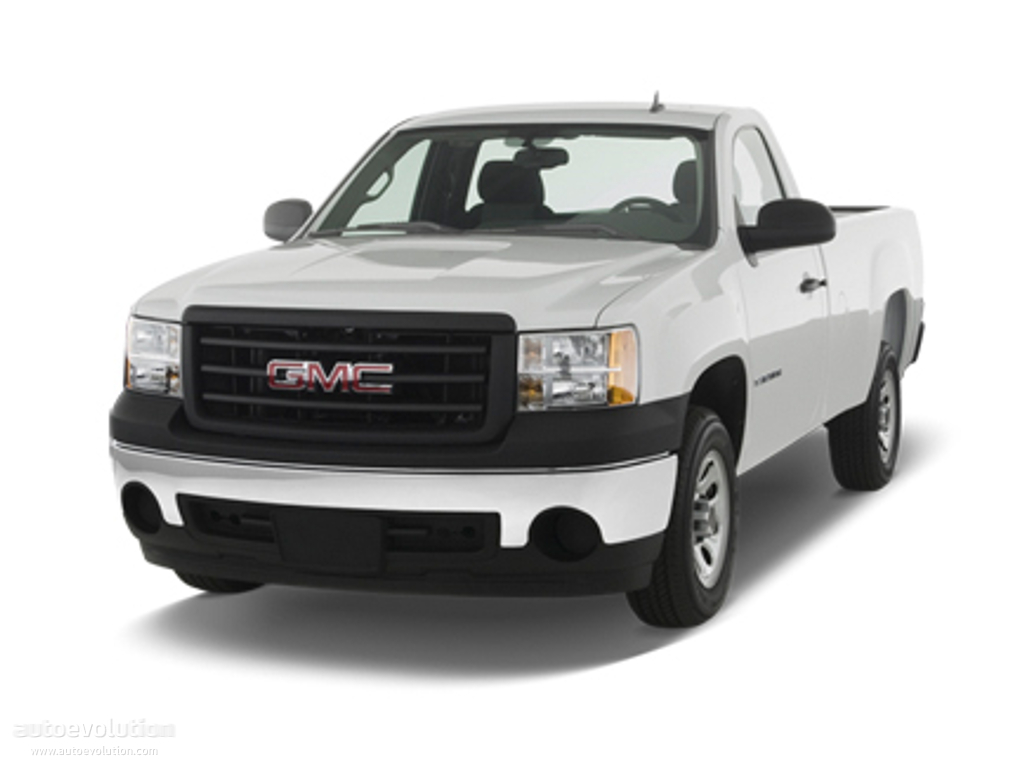 GMC Sierra 1500 Regular Cab specs & photos - 2008, 2009 ...
