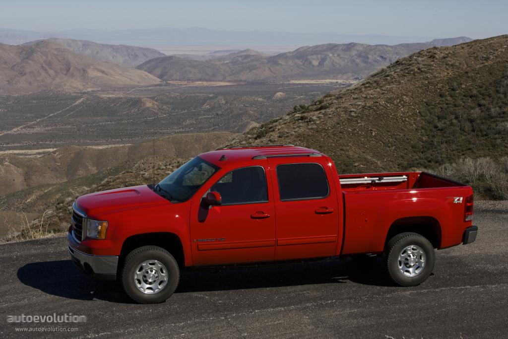 Gmc Sierra 2500hd Crew Cab 2008 2009 2010 2011 2012