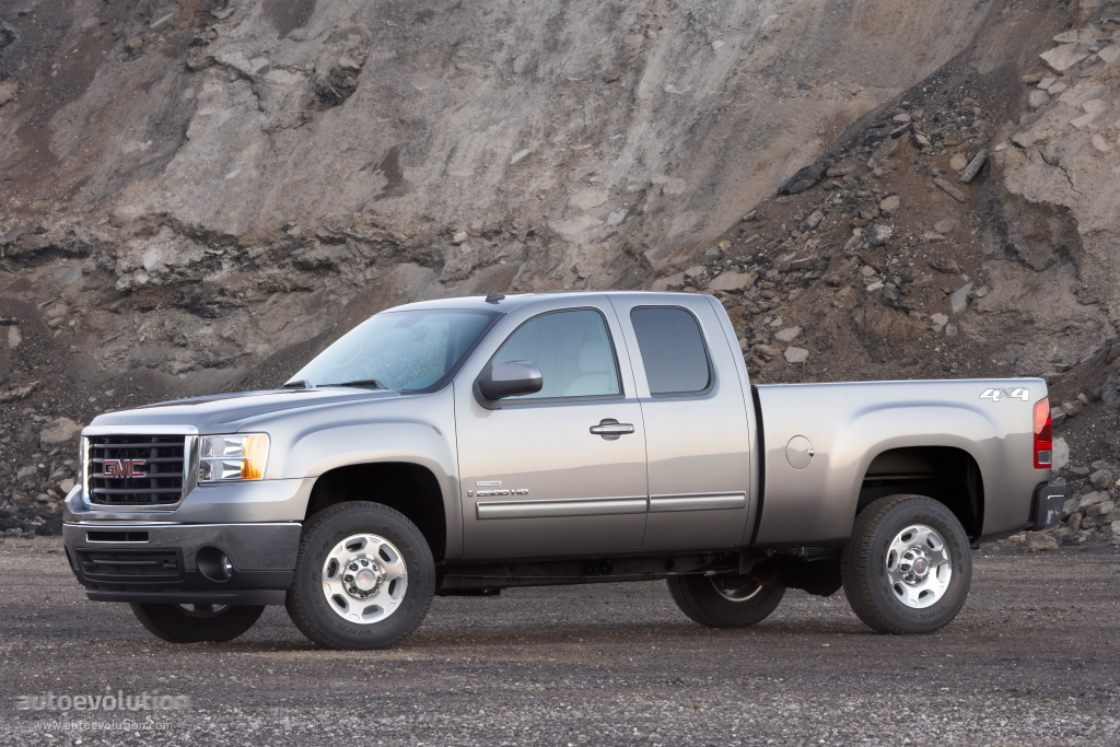 gmc sierra 2500hd extended cab specs 2008 2009 2010. Black Bedroom Furniture Sets. Home Design Ideas