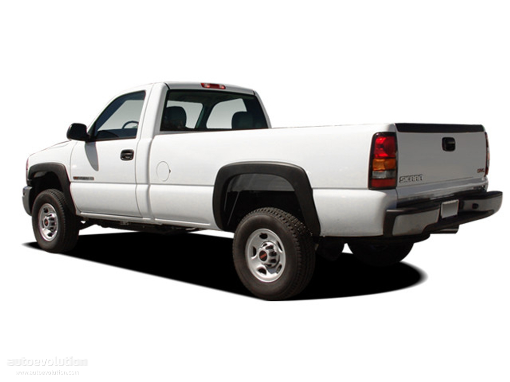 gmc sierra 2500hd regular cab 2008 2009 2010 2011 2012 2013 autoevolution. Black Bedroom Furniture Sets. Home Design Ideas