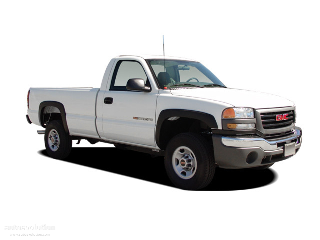GMC Sierra 2500HD Regular Cab specs & photos - 2008, 2009 ...