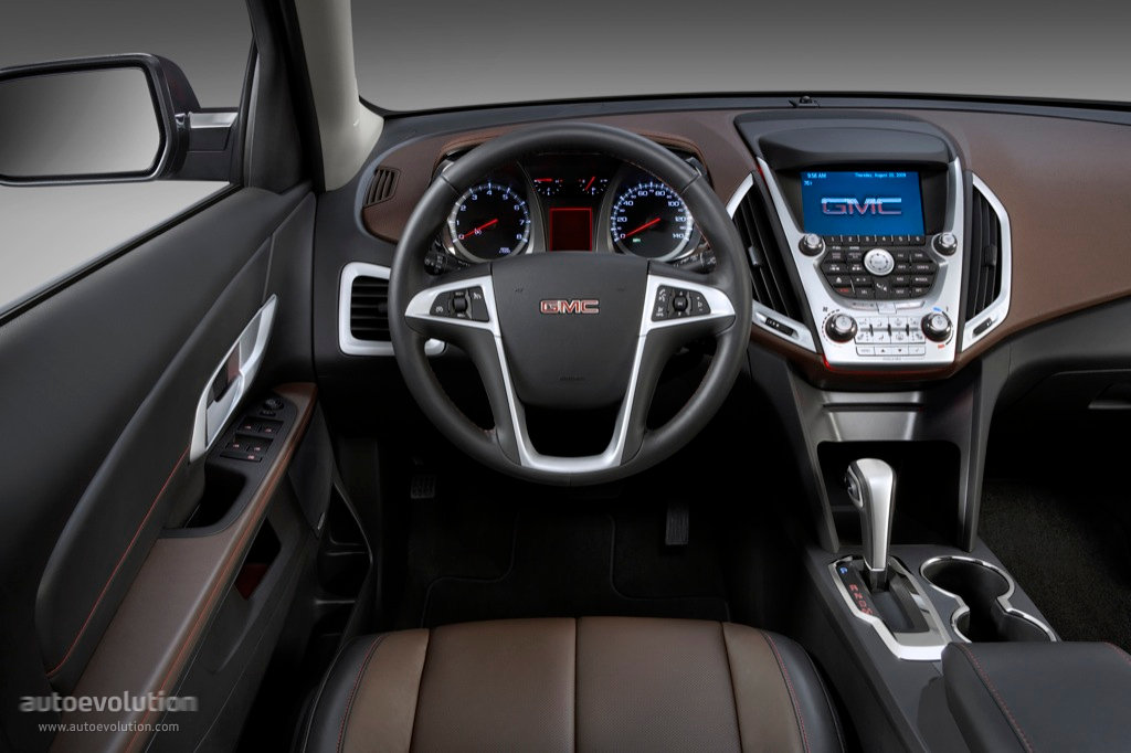 GMC Terrain specs & photos - 2009, 2010, 2011, 2012, 2013 ...