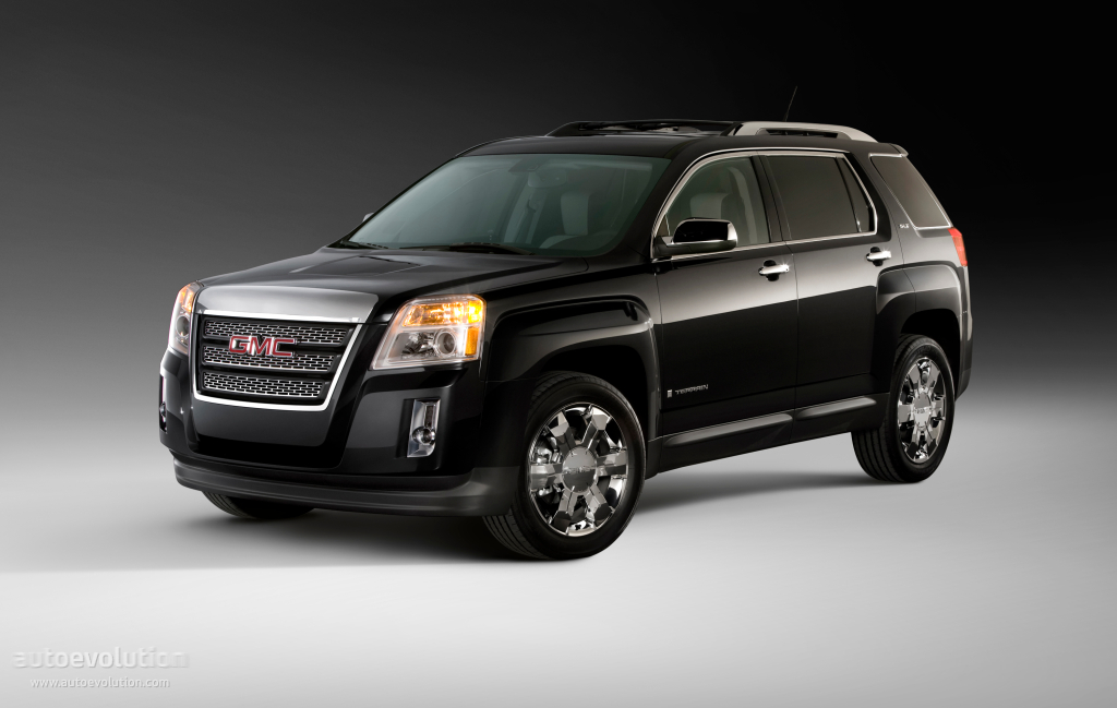 GMC Terrain specs & photos - 2009, 2010, 2011, 2012, 2013