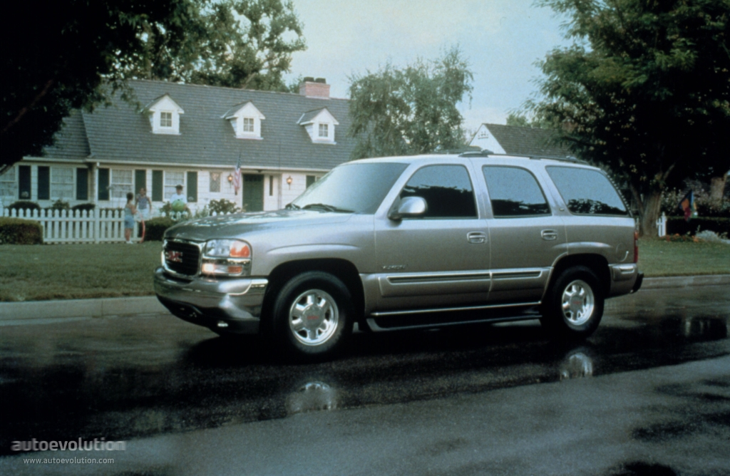 GMC Yukon specs & photos - 1999, 2000, 2001, 2002, 2003 ...