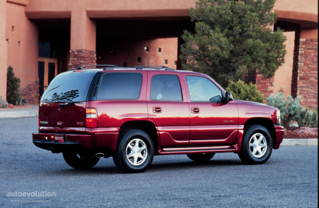 GMC Yukon specs & photos - 1999, 2000, 2001, 2002, 2003 ...