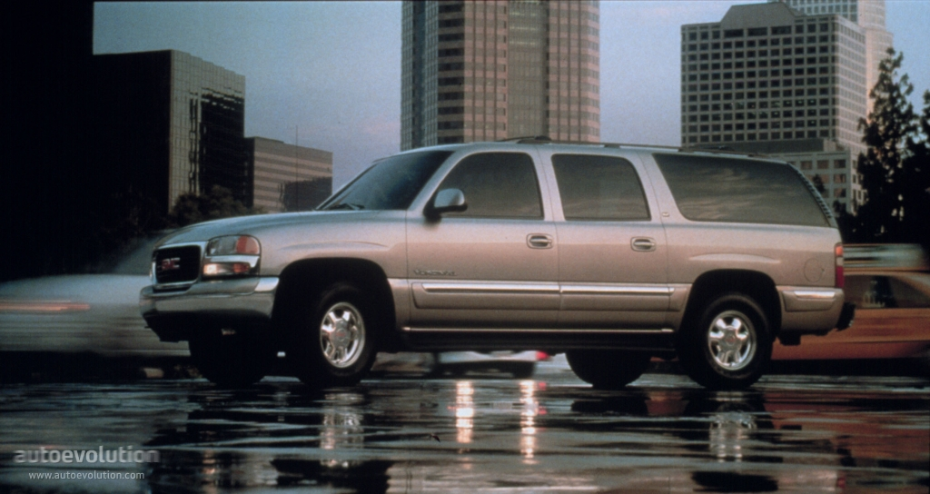 GMC Yukon XL - 1999, 2000, 2001, 2002, 2003, 2004, 2005, 2006 - autoevolution